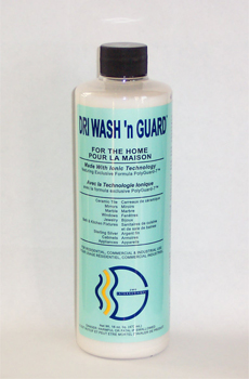 DRI WASH 'n Guard for the Home